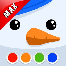 Coloring Your Xmas MAX