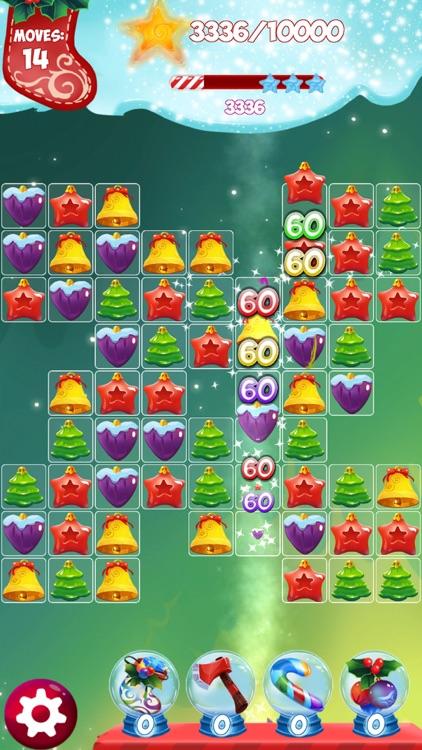 Santa Christmas Match 3 Puzzle screenshot-4