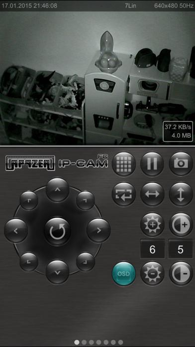 ipCam FC - for IP Camerasのおすすめ画像1