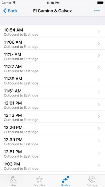 San Jose Transit screenshot-4