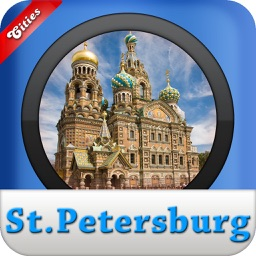 St Petersburg City Map Guide