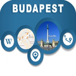 Budapest Hungary Offline Map Navigation GUIDE