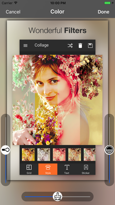 PhotoMagic – Photo Editor,Effects,Edit Pictures screenshot two