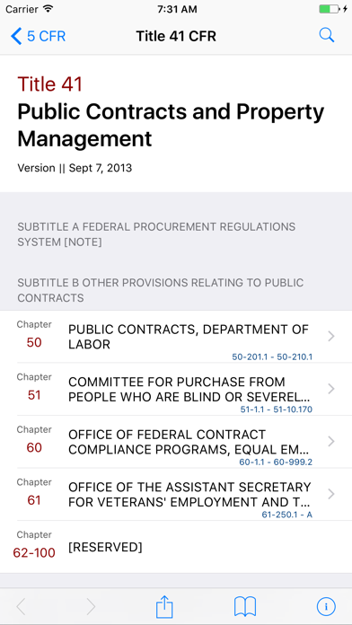 messages.download 41 CFR - Public Contracts and Property Management software