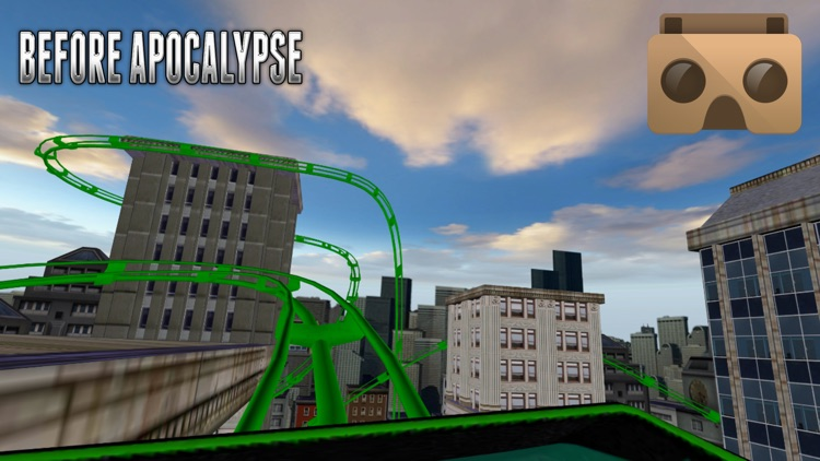 Roller Coaster Apocalypse - VR Virtual Reality screenshot-3