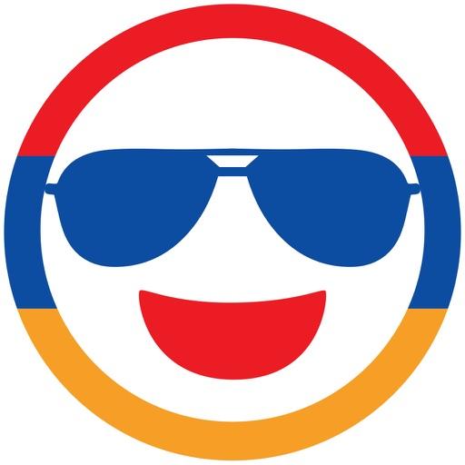 HYEmoji – Armenian Emojis, Yerevan, Armenia! by Anoush Thorose