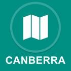 Canberra, Australia : Offline GPS Navigation icon