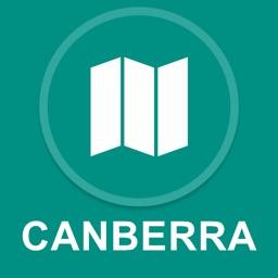 Canberra, Australia : Offline GPS Navigation