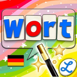 German Word Wizard - Talking Alphabet + Spelling