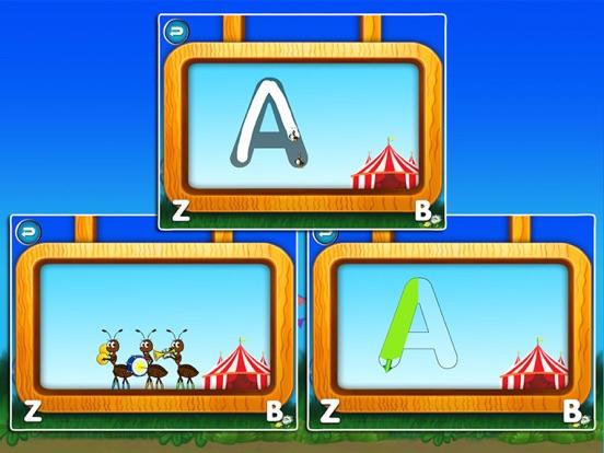 ABC Circus- Alphabet&Number Learning Games kidsのおすすめ画像3