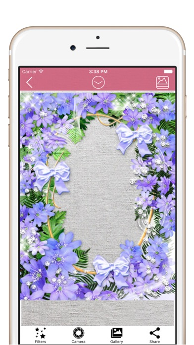 Flowers Photo Frames & Flowers Borders Effects | App Price Drops