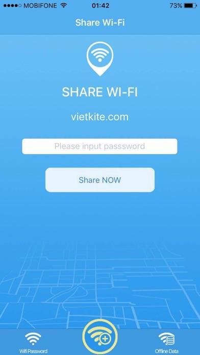 Скриншот №3 к Wifi Password Share free wifi passwords key