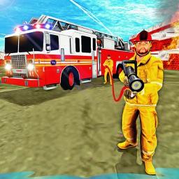 FireFighter 911 Rescue Hero 3D