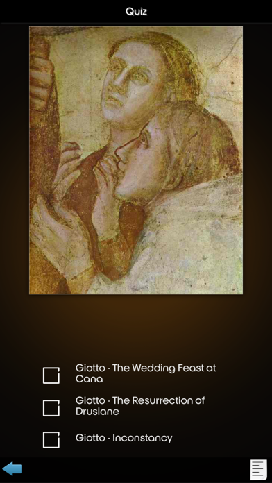 Giotto Art Gallery! screenshot 5