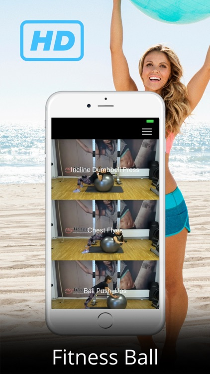 Swiss & Stability Ball Exercises Workout Program