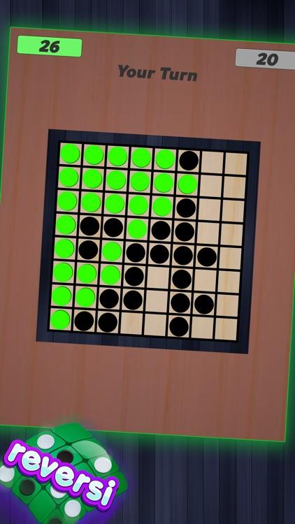 Reversi: Othello Board Game screenshot-3