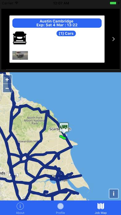 ShotgunDriver Shiply Job Finder screenshot four