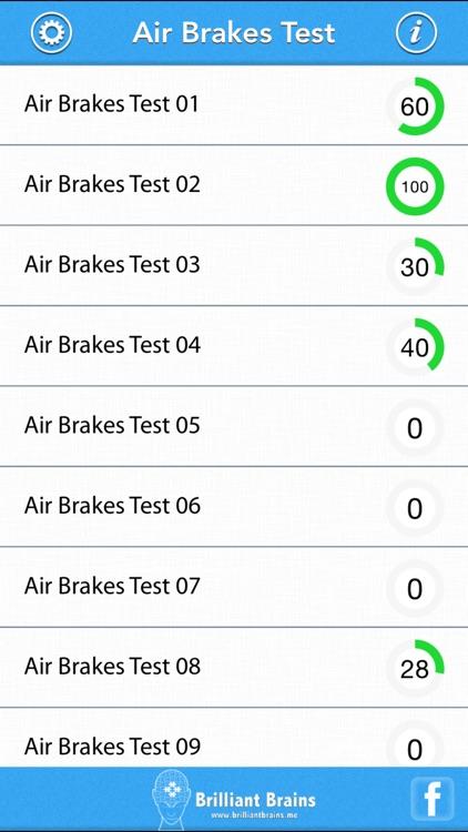 Air Brakes Test Lite Edition