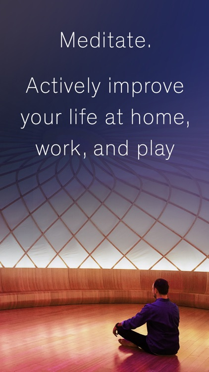 Inscape: Guided Meditation, Mindfulness & Sleep screenshot-0