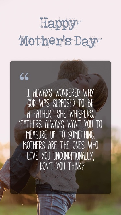 Happy Mother's Day Quotes  Pro
