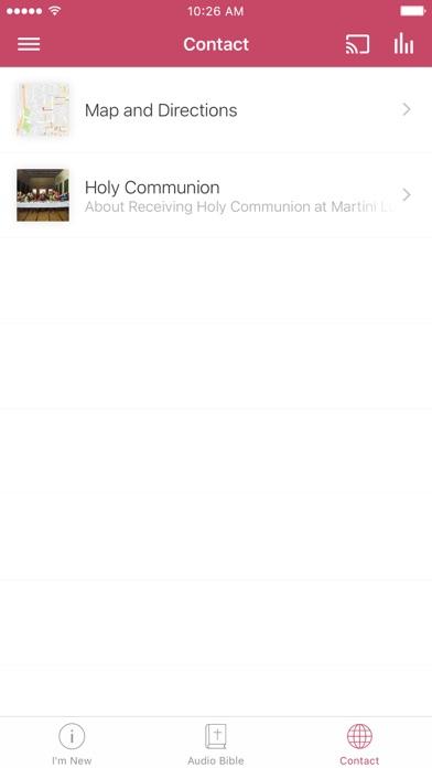 Martini Lutheran Church screenshot 3