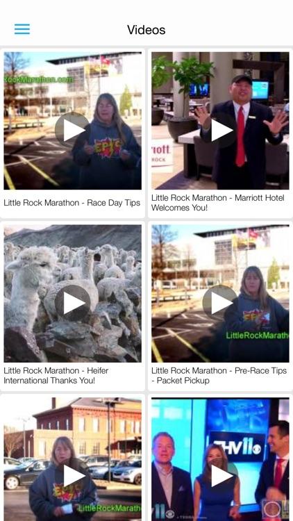 Little Rock Marathon screenshot-4