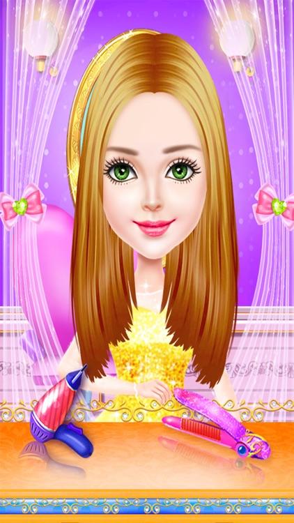 Hair Salon Stylish Haircuts screenshot-4