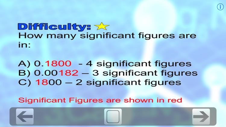 Chemistry Flashcard(s) screenshot-4