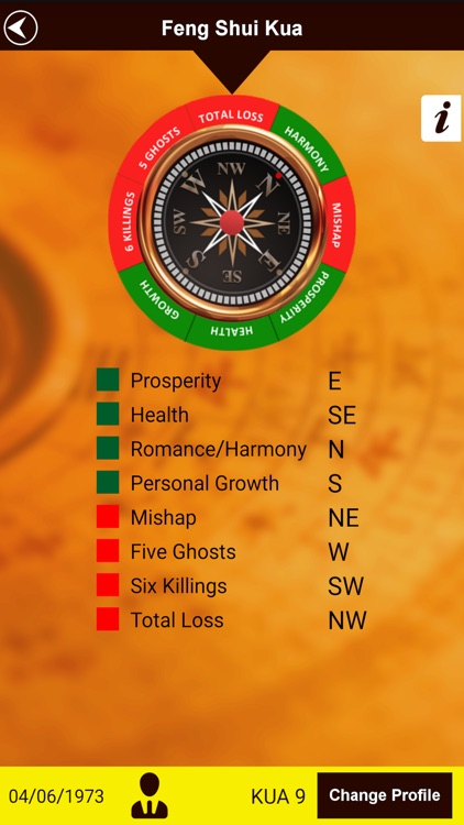 Feng Shui Compass & Horoscope screenshot-4