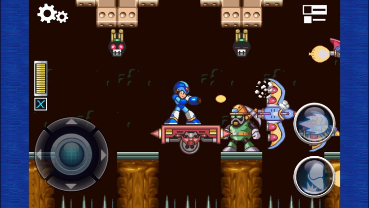 MEGA MAN X screenshot-2