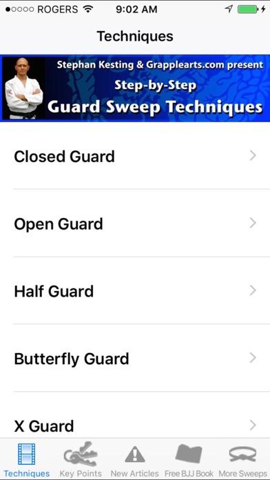 Guard Sweepsのおすすめ画像1