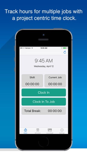 onsite time tracker on the app store