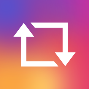 Repost for Instagram - Repost Photos & Videos Free app
