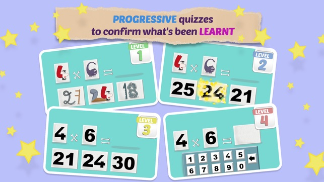 Mathemagics Multiplication on the App Store
