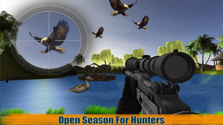 Modern Bird Hunter 2017: Duck hunting game 3D