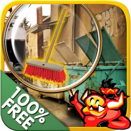 Clean Up - New Hidden Object Games
