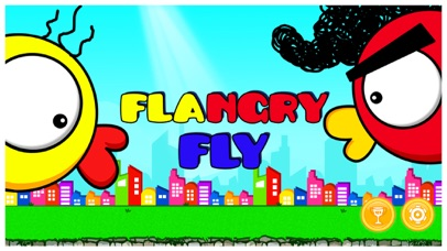 Flangry Fly Free(An Exciting Century War of Birds)