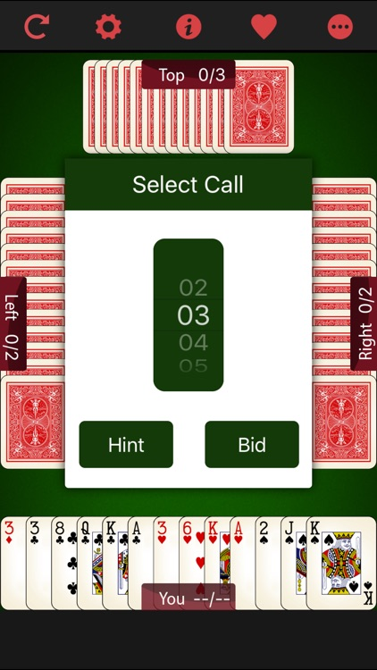 Call Bridge - Card Game