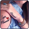 Tattoo My Photo With My Name