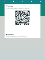 WhatsPad for Whatsweb ipad images