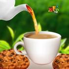 Fabricante de té y galletas cocinero - cocina jueg icon