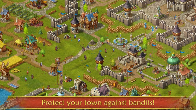 Townsmen screenshot-4
