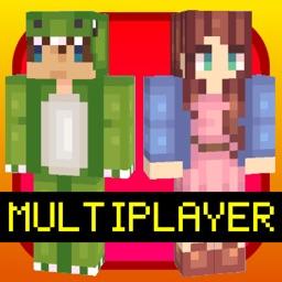 Builder Buddies 2: Online Multiplayer City Sandbox