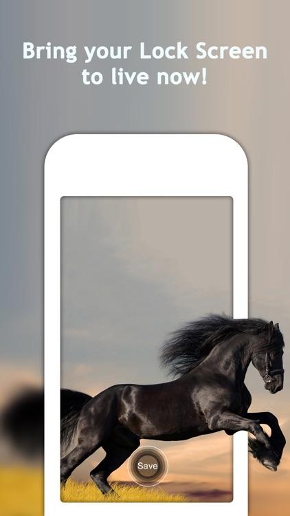 Moving Wallpapers Free for Lock Screen screenshot-4
