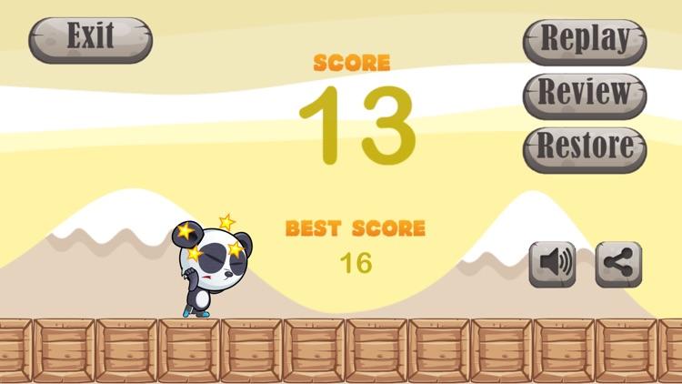 Panda Tap Jump screenshot-3