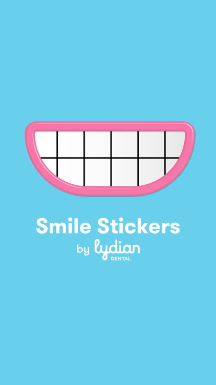 Lydian Smiles Sticker Pack