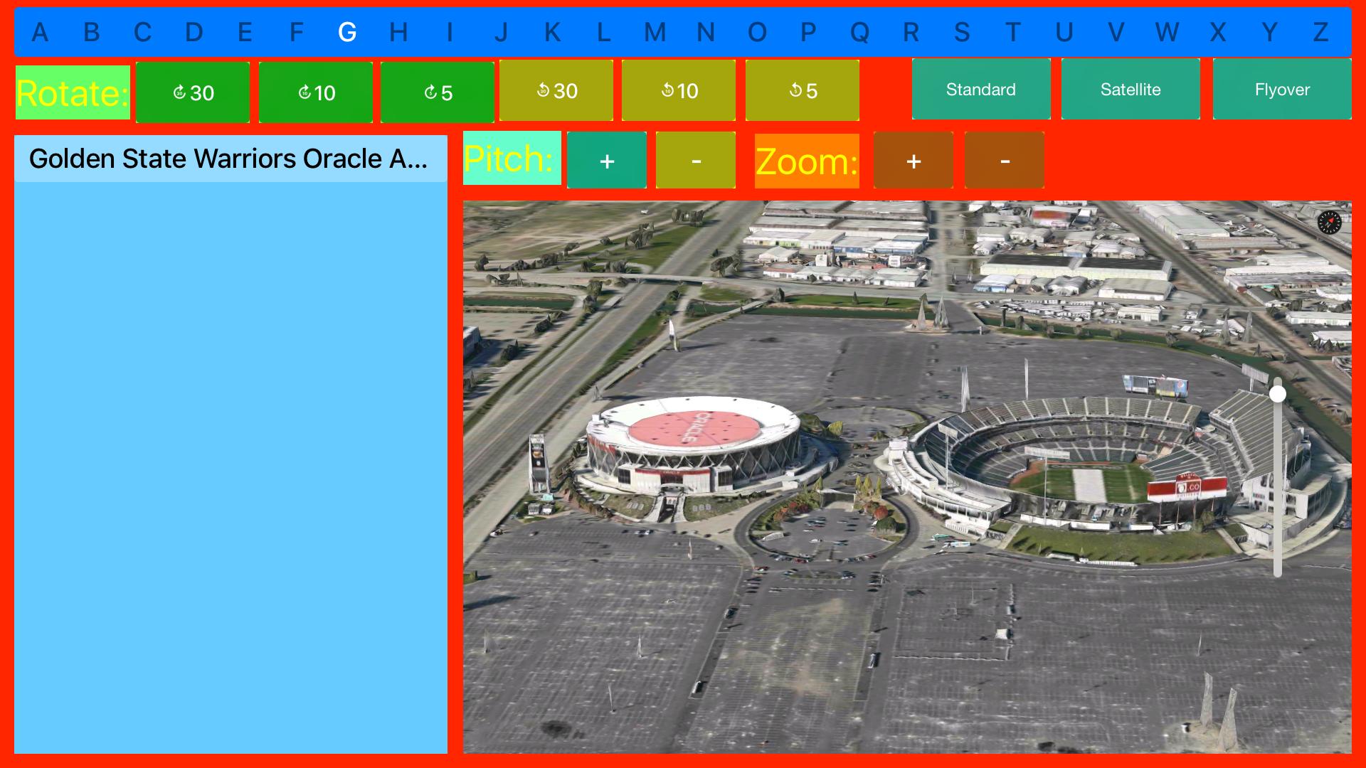 3D Sports Stadiums Lite screenshot 23
