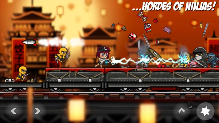 Storm the Train screenshot-1