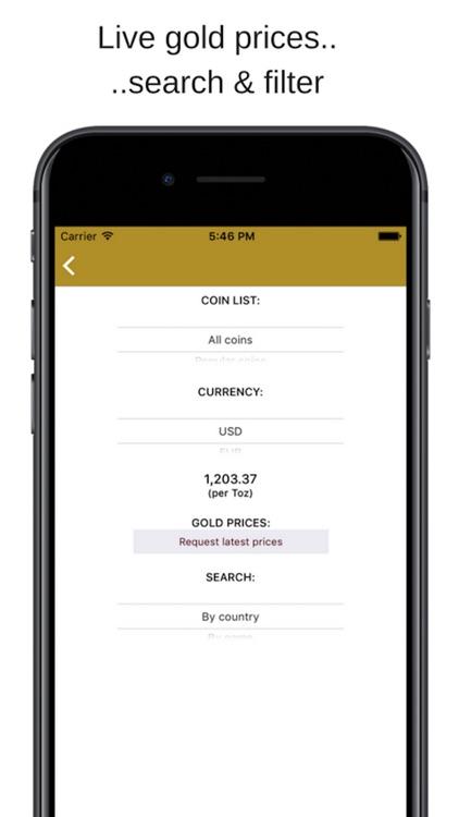 Gold Coin Valuer PRO screenshot-3