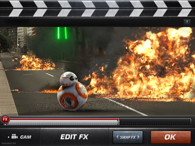 action movie fx for mac